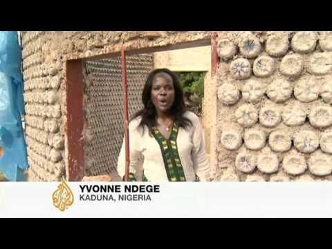 Bottling up Nigerian houses