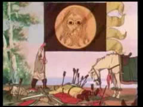 Мультфильм про молодильные яблоки с куравлевым