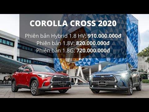 Toyota Cross 2021 | Công nghệ ngận tràn giả bán chỉ 720 triệu.