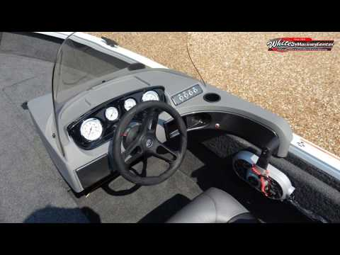2019 Crestliner 1650 Fish Hawk SE Side Console - Fishing Boat For Sale In Pittsburg, MO