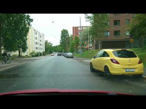 Helsinki - Espoo - Järvenpää Drive