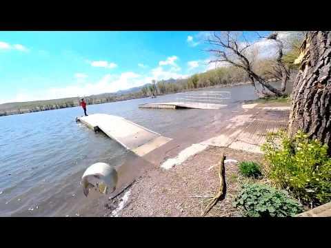Fishing Bear Creek Lake