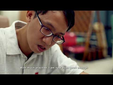 Singapore Financial Advisor Profile Video - Mak