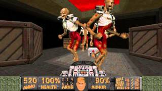 Doom II - Plutonia 2 MAP19 -