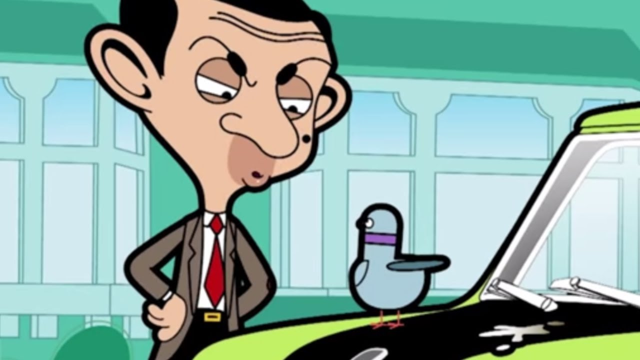 Car Wash Official Mr Bean Cartoon Mr Bea Official
