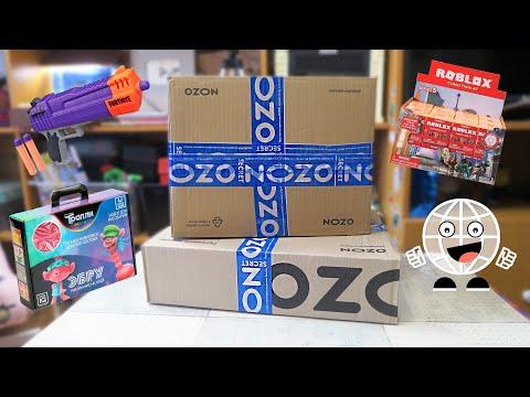 Мои покупки в ИНТЕРНЕТЕ на сайте Ozon