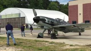 MAM German ME-109 (Messerschmitt BF 109) First US Flight 5/20/16