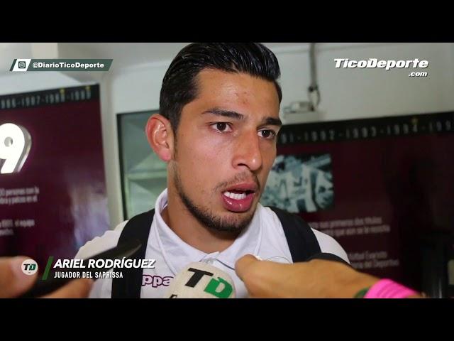 Ariel Rodríguez no baja los brazos en su luchar por meterse al Mundial