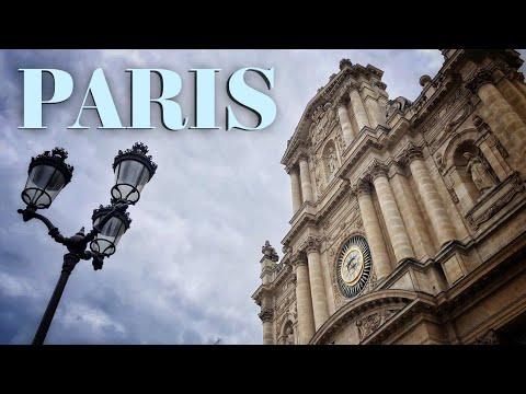 "🇫🇷 WALK IN PARIS ""SAINT PAUL MARAIS"" (EDIT VERSION) 11/08/2021"