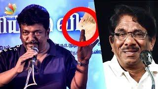 பாரதிராஜா ஒரு Fraud, Here is The Proof : Parthiban Speech | Bharathiraja | OM Audio launch