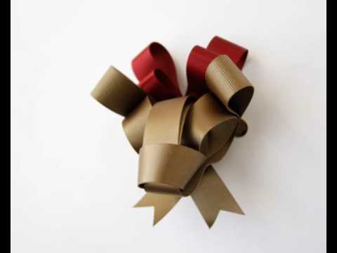 Decorative Ribbon Wrapping