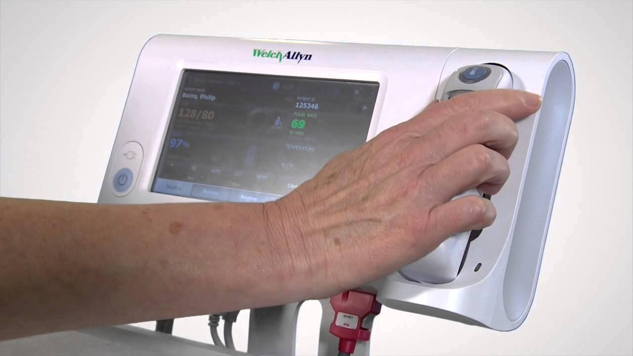 Welch Allyn Blood Pressure Monitor