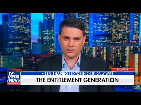 "Ben Shapiro & Laura Ingraham Incoherently Babble About The Left's ""Entitlement"""