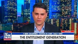 """Ben Shapiro & Laura Ingraham Incoherently Babble About The Left's """"Entitlement"""""""