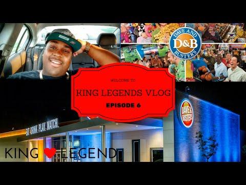 King Legends VLOG6 (Dave&Busters)