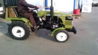 Трактор XingZhou ZX-120 12 л.с.(, 2017-01-11T12:46:44.000Z)