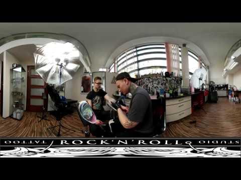 Rocknroll Tattoo And Piercing Wrocław 360 Vr