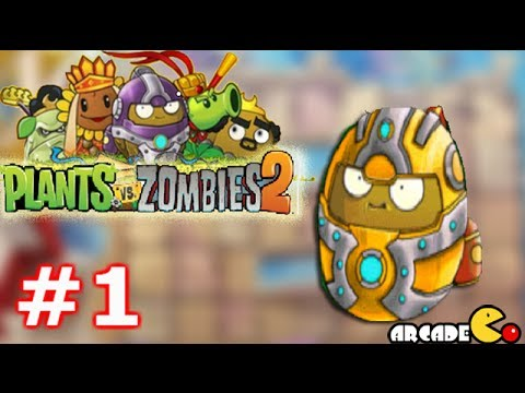 Plants Zombies 2: Journey To The West - Walkthrough Part 1 ( ...