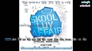 [Thaisub/Karaoke] BTS - MISS RIGHT (Skool Luv Affair Repackaged Album)