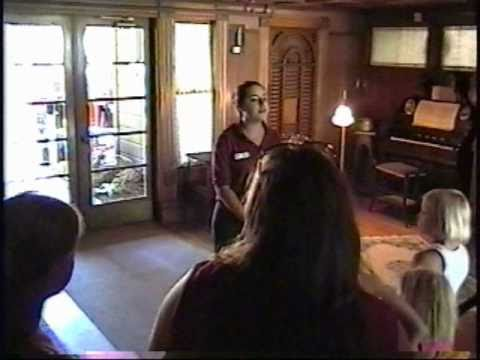 Winchester Mystery House tourist cam