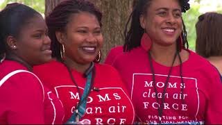 Moms use play to fight for clean air | Cronkite News