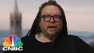 VR Pioneer Jaron Lanier: Why We Should Support Facebook Deleters | CNBC