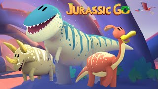 Jurassic GO - Dinosaur Snap Adventures - Kids Snapshot Game