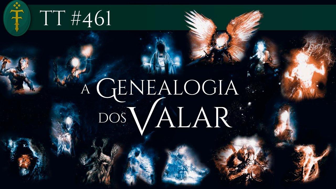 A Genealogia dos Valar | TT #461