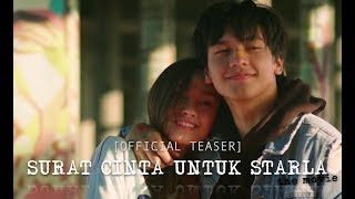 Video Official Teaser SURAT CINTA UNTUK STARLA (2017) - Jefri Nichol, Caitlin Halderman download MP3, 3GP, MP4, WEBM, AVI, FLV November 2019