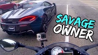 Download NOW THAT'S HOW YOU DRIVE A MCLAREN 570S! Mp3 and Videos