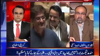 AbbTakk – Benaqaab – 24 May 2018, MQM Hits Back at CM Sindh, Delivered Hate Speech Against Muhajirs
