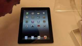 New iPad Unboxing! (16GB Wifi)
