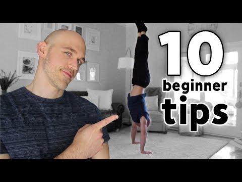 Beginner Calisthenics Tips | 10 Things I've Learned So Far
