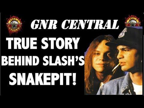 Guns N' Roses: The True Story Behind Slash's Snakepit! The Next Guns Record?