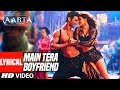 Main Tera Boyfriend Lyrical Video Raabta Arijit Singh Neha Kakkar Sushant Singh Kriti Sanon mp3