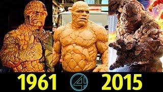 😎 Существо - Эволюция (1961 - 2015) ! Все Появления Бена 💪!