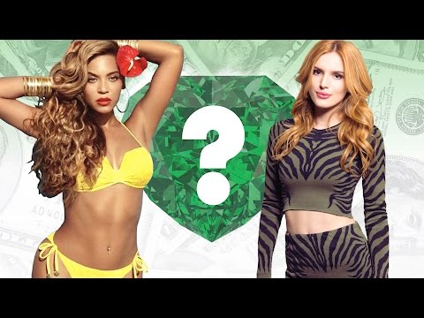WHO'S RICHER? - Beyonce or Bella Thorne?...
