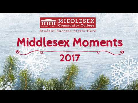 Middlesex moments 2017 YIR
