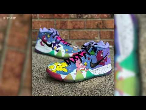 BTN11: Minneapolis custom kicks maker is one of a kind