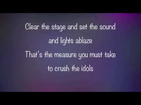 Jimmy Needham - Clear the Stage - with lyrics