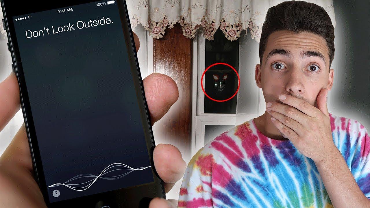 Do Not Talk To Siri At 3am 3 Am Fidget Spinner Challenge