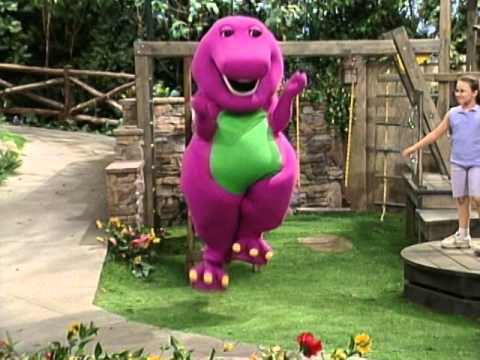 Barney: Songs From The Park - Clip