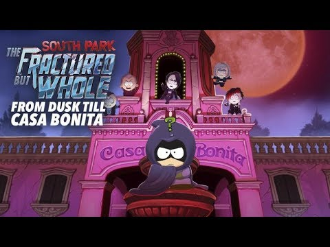 South Park: From Dusk Till Casa Bonita All Cutscenes (Game Movie) 1080p