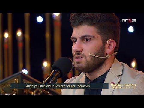 Burak Yıldırım - Bakara (153) Kur'an-ı Kerim'i Güzel Okuma Yarışması