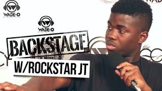 Mr. Young Wild & Free, Rockstar JT | Wade-O Radio Backstage