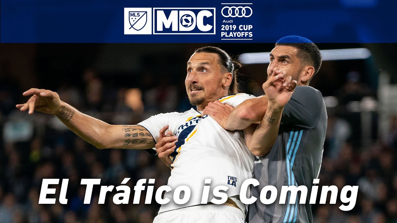 Will El Tráfico Playoff Edition Be The Best MLS Rivalry Game Ever?
