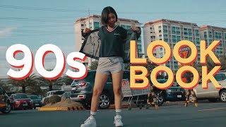 90s Inspired Lookbook ft. Schmmood + GIVEAWAY (Philippines) | Gelabeef