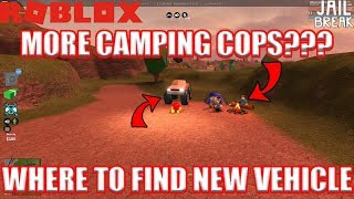 where to find all the new vehicles in roblox jailbreak