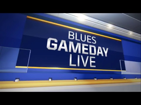Oct. 21: Blues Gameday Live