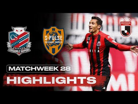 Sapporo Shimizu Goals And Highlights